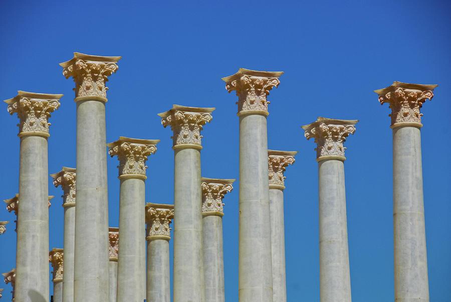 Columns & Capitals | Barrango, MFG